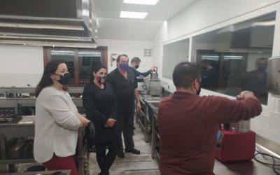 Celebrado el curso dirigido a hosteleros de la Sierra Norte
