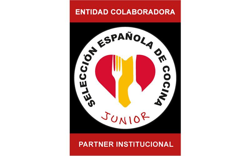 Ya somos partners oficiales de la Selección Española de Cocina Junior