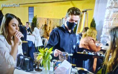 La Escuela de Hostelería Madarcos colabora con Master Chef